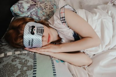 Why You Should be Using Sleeping Masks Every Night