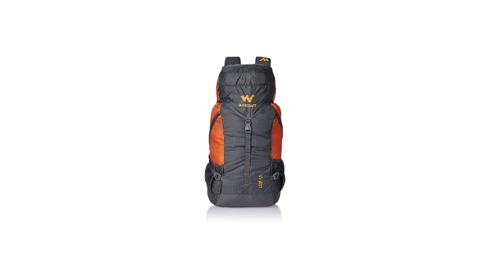 Wildcraft 45 Ltrs Rucksack Bag Review