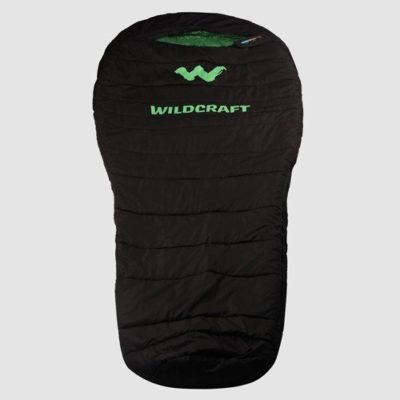 Wildcraft T-lite Black 2015 Sleeping Bag(Black)