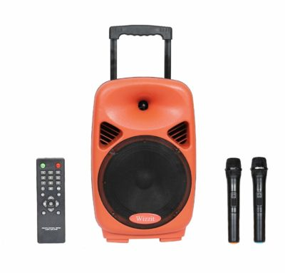 Wizzit 8 Karaoke Player