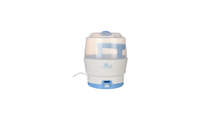 WonderKart Electric Steam Baby Plastic 6 Bottle Sterilizer Review