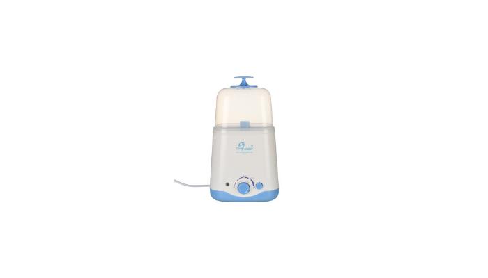 WonderKart Electric Steam Baby Plastic Bottle Sterilizer Review