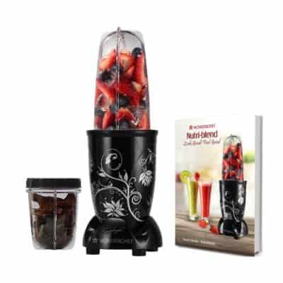 Wonderchef Nutri blend Juicer Mixer Grinder 400 watts