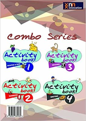 Workbook Combo Activity Book Set
