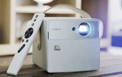 XGIMI CC Aurora Mini Portable DLP Projector