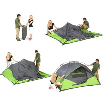 YFXOHAR Outdoor Camping and Hiking Tent