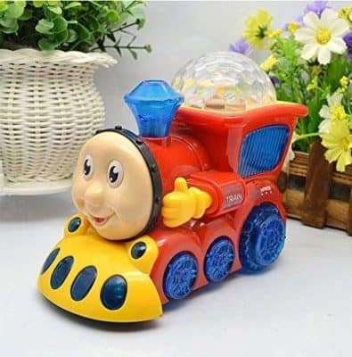 YIJUN Musical Toy Train