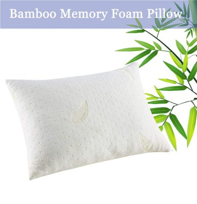 YOUMAKO Cooling Hypoallergenic Pillow