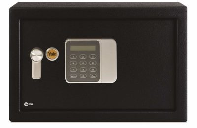 Yale Electronic Safe Lockers for home and office use-YSG/250/DG4
