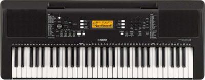 Yamaha PSR-E-363 61-Key Touch Sensitive Portable Keyboard