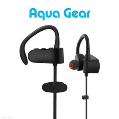 ZAAP (USA) Aqua Gear Bluetooth Waterproof Headphones