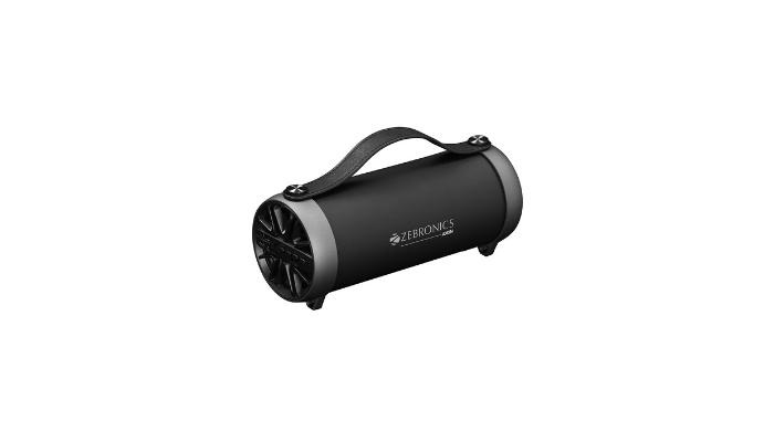 Zebronics AXON Portable Bluetooth Speaker Review