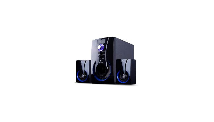 Zebronics BT2490RUCF Multimedia Speaker Review