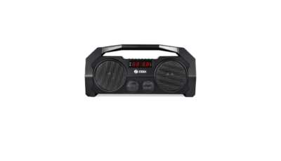 Zoook Rocker Boombox Party Speaker Review