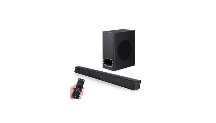 Zoook Rocker Studio One SoundBar with Subwoofer Review