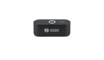 Zoook ZB Oval Black Bluetooth Speaker Review