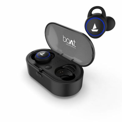 boAt Airdopes- Best For HD Audio Quality