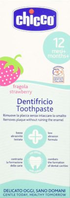 Chicco Toothpaste