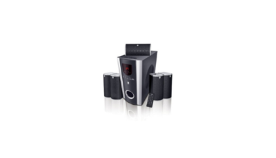 iBall 5.1 Home Theater Speaker System Review