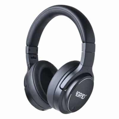 iGRiD-HUSH Bluetooth headphones