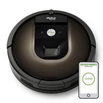 iRobot 900 Series Roomba Vacuum Cleaning Robot