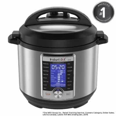 Cuisinart Instant pot Ultra 6 QT 10-in-1 Multi-Use Programmable Slow Cooker