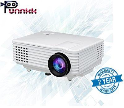 ooze Punnkk P5 Mini LED 3D Projector