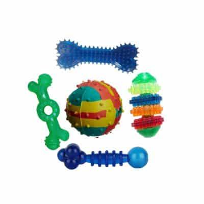 Pet Needs Rubber Chew Toys