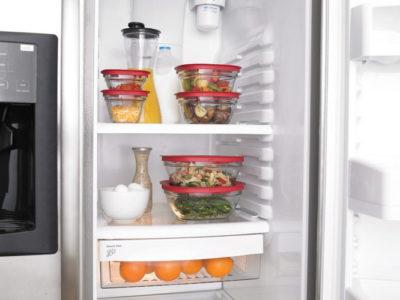 refrigerator size