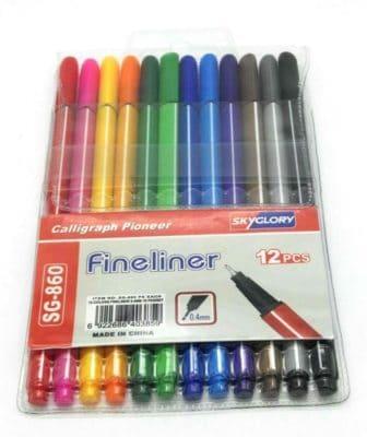 Shoppertize Skyglory fineliner pen