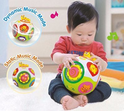 Smartcraft Education Toddlers Musical Ball Toy