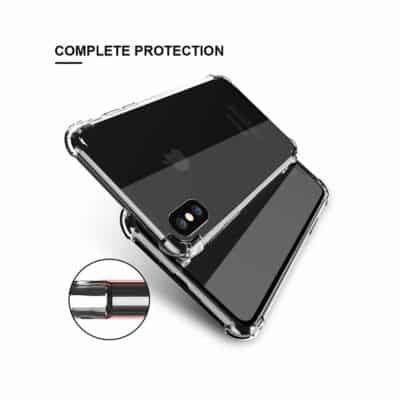 vCellbell Apple iPhone X anti shock back case